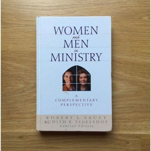 Women and Men in Ministry: Saucy
